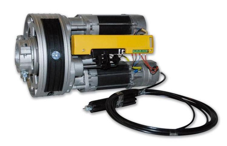 موتور سانترال کرکره برقی