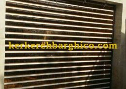 کرکره برقی اتوماتیک صنعتی